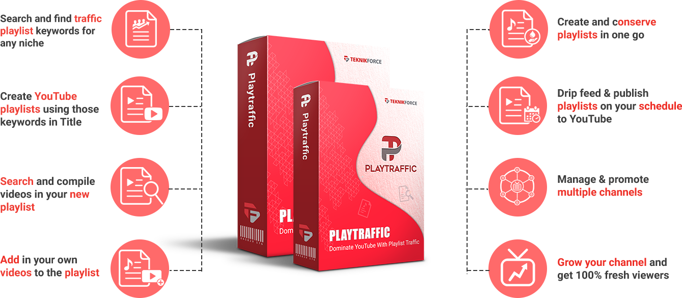 Playtraffic review from user and demo youtube playlist automation tool malvernweather Images